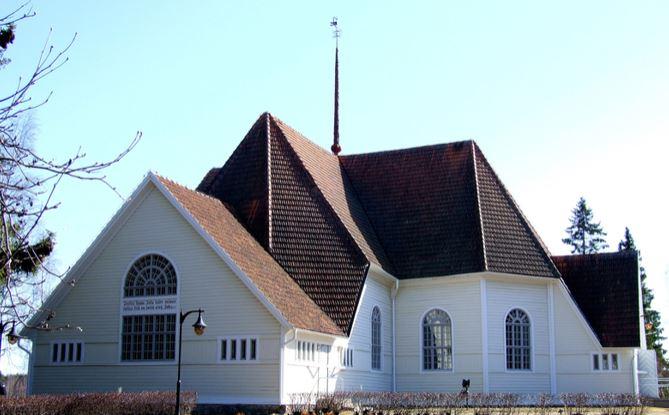 Church - goodfreephotos.com