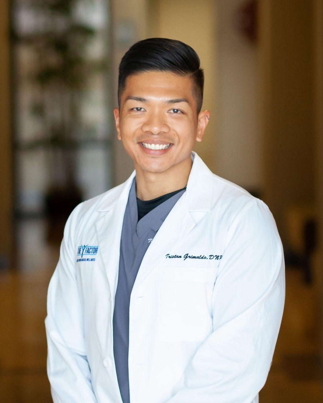 Dr. Tristan Grimaldo