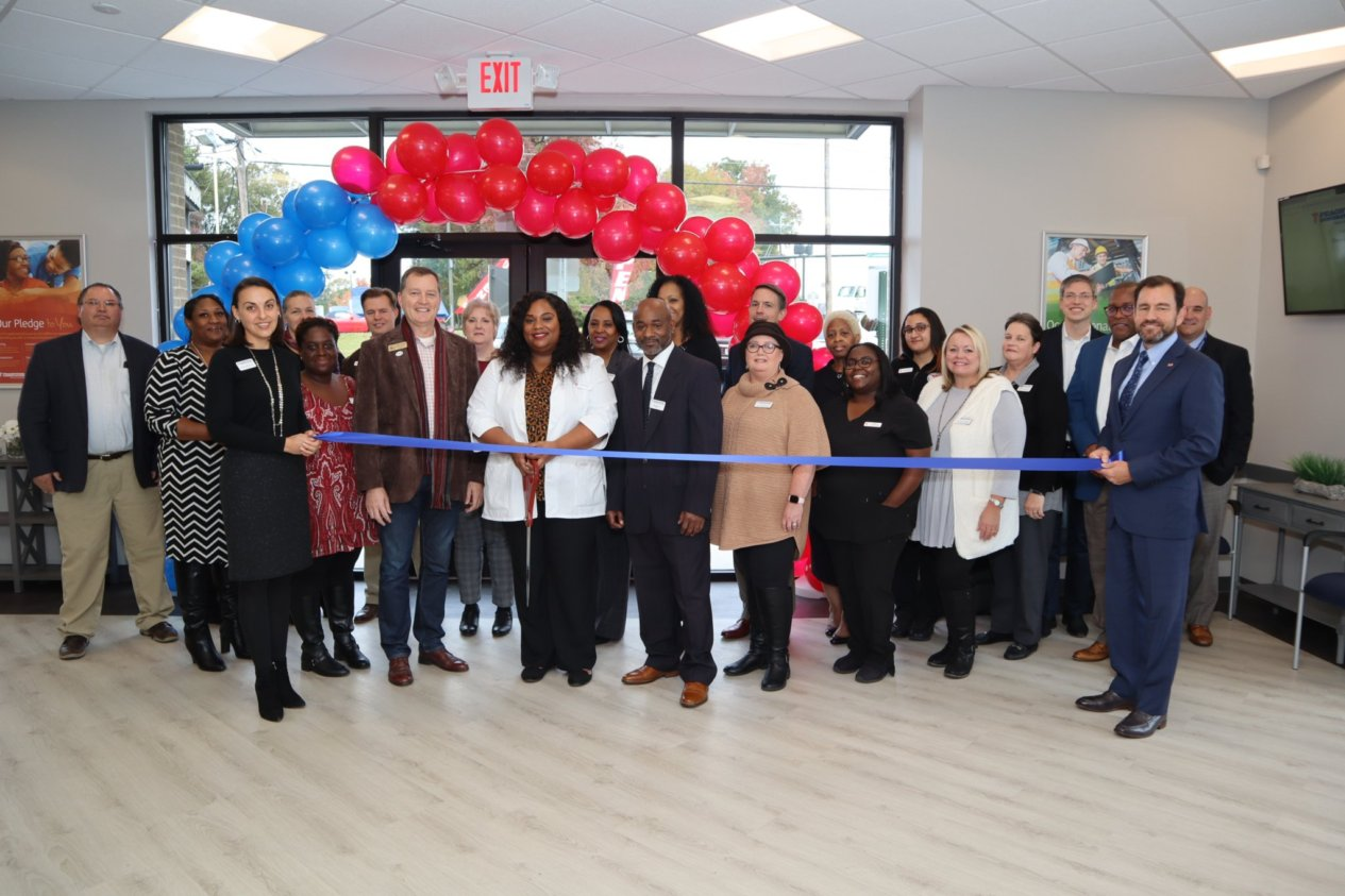 Tuesday's Ribbon-Cutting Ceremony