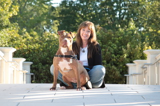 Judy Luther, chairwoman Canine Committee