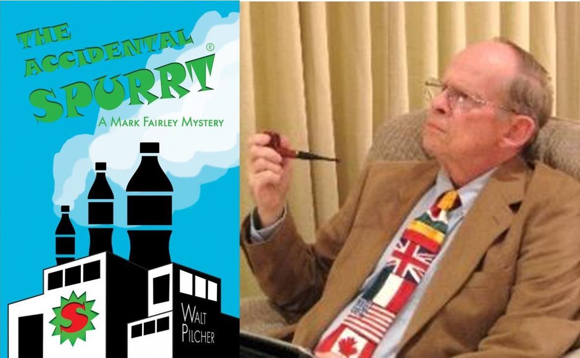 The Accidental Spurrt with author Walt Pilcher