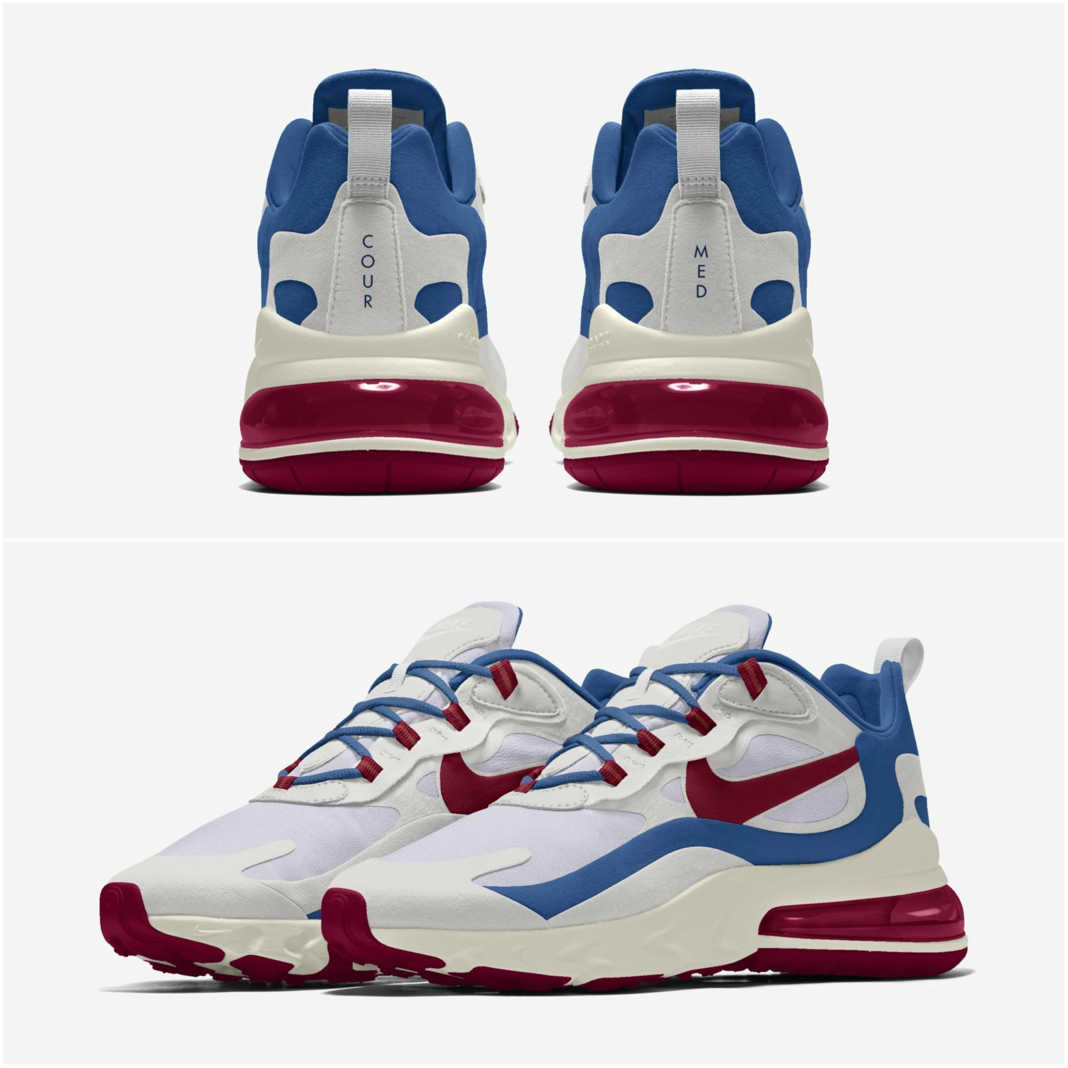 CourMed Nike Air Max