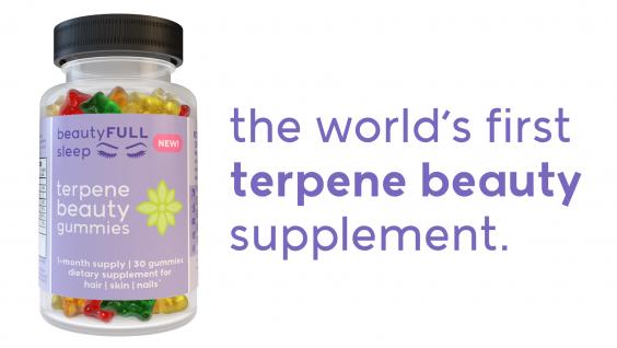 beautyFULL sleep Terpene Beauty Gummies