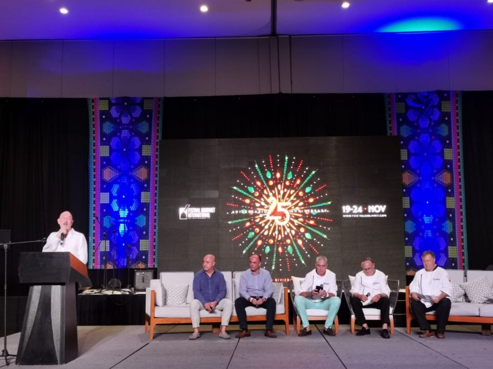 Puerto Vallarta Hosts 25th Edition of Festival Gourmet International
