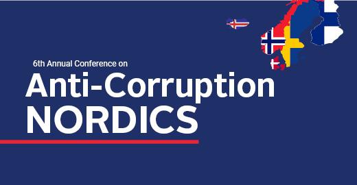 Anti-Corruption Nordics Conference    Jan. 29-30 in Oslo