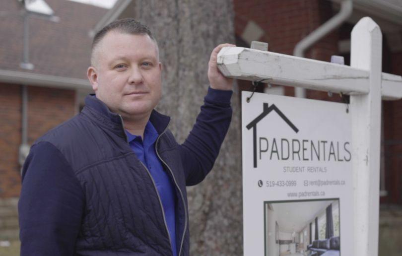 Chris Lesky, Owner – PAD Rentals