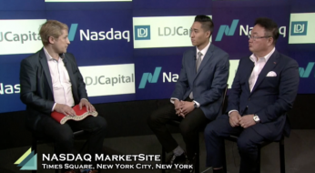 Caris Guardrail team at NASDAQ