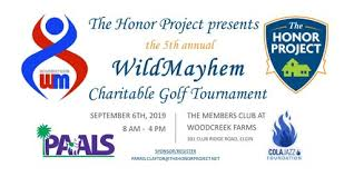 WildMayhem Golf Tournament 2019