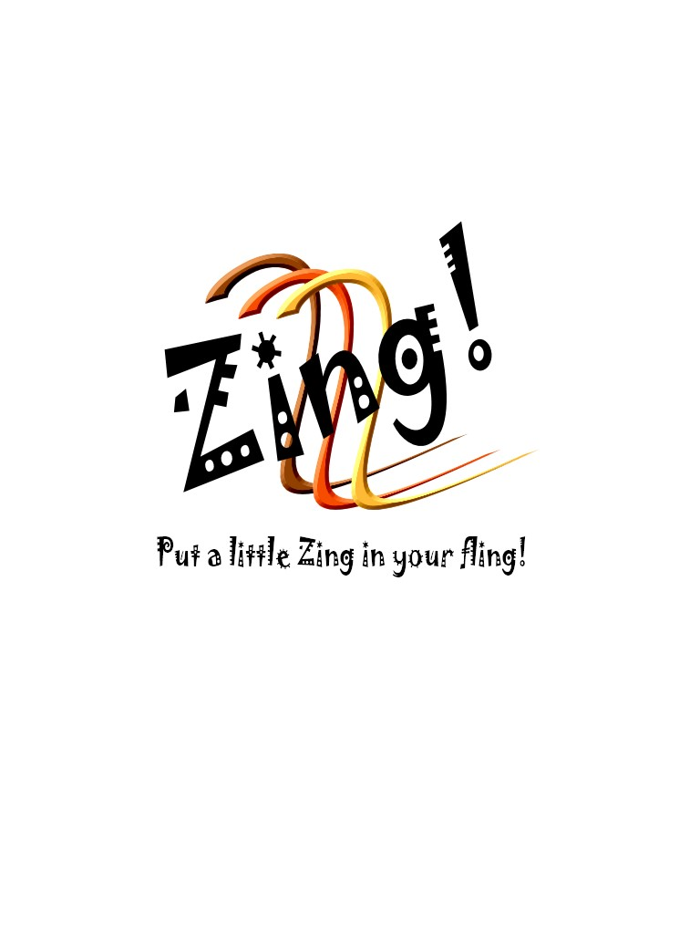 Zing With Tagline