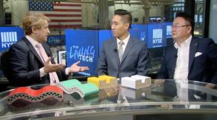 Caris Rail executive team at the NYSE