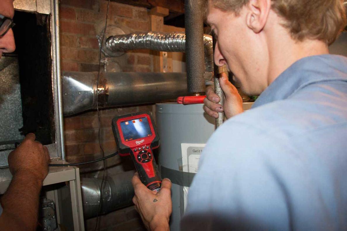 Heat exchanger replacement in Green Bay