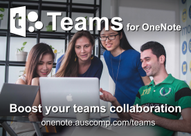 Teams for OneNote - Boost your teams collaboration