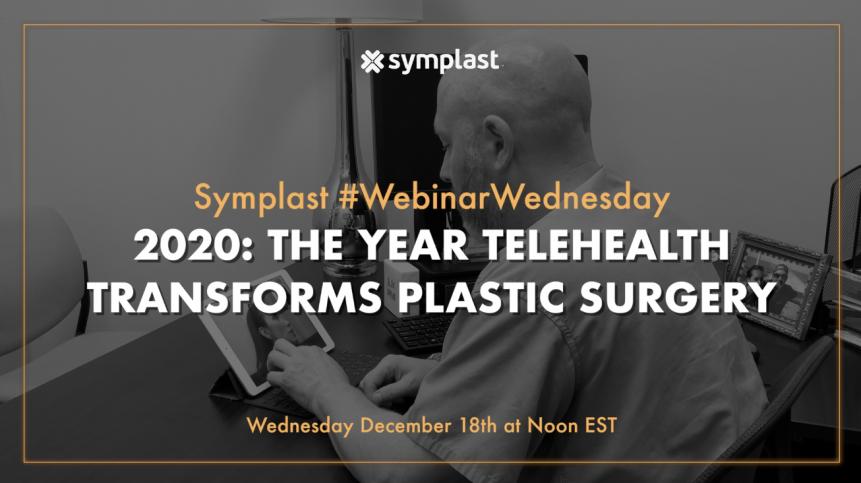 Symplast Telehealth Webinar Dec. 18th Noon EST