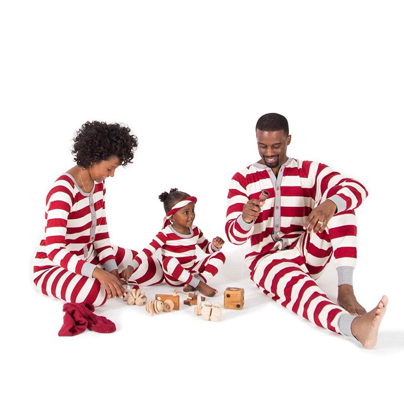 Burts-Bees-Baby-Family-Jammies-Rugby-Stripe-CharmP