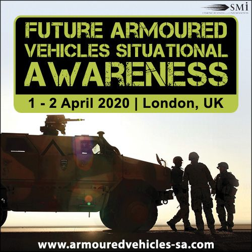 Future Armoured Vehicles Situational Awareness Conference 2020 in London