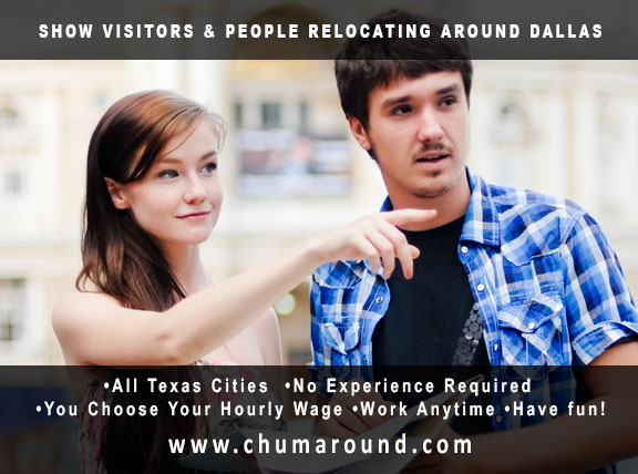 Chumaround Launching in Texas