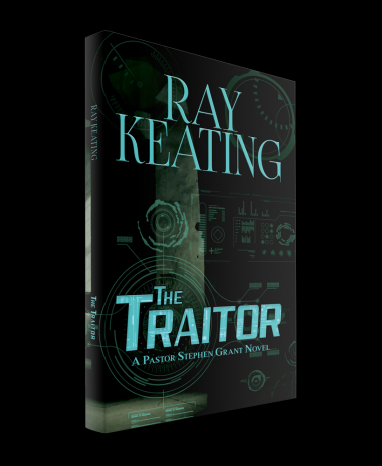 The Traitor: A Pastor Stephen Grant Novel