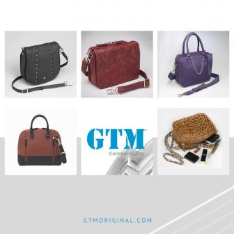 GTM CCW purses