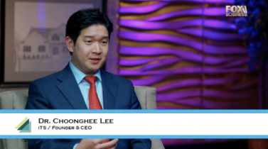Dr.Choonghee Lee, Founder and CEO of iTS (inTheSmart), on FOX Business