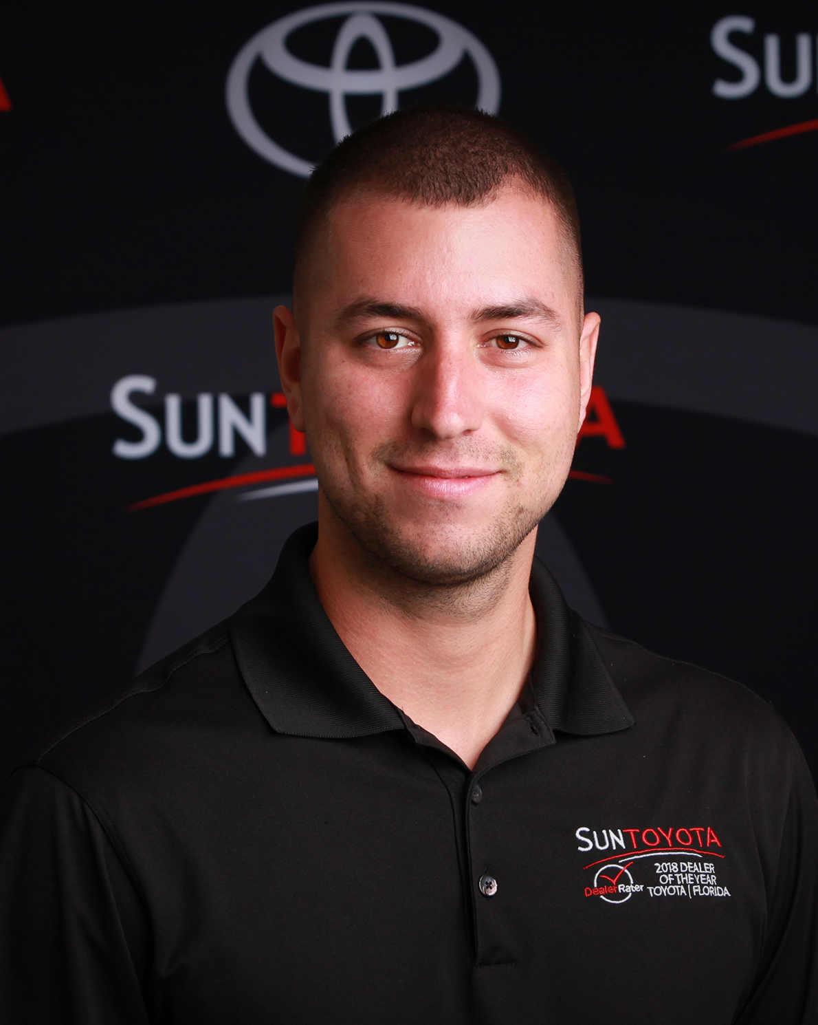 Nick Nardello, Internet Director, Sun Toyota