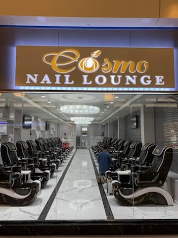 Cosmo Nail Lounge @ Northpoint Mall in Alpharetta, GA