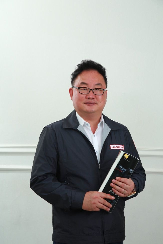Caris Founder and CEO Mr. Cheol Yu