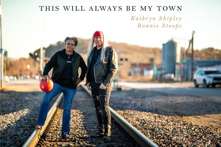 Kathryn Shipley and Ronnie Stoops - Photo Credit: Peak Media