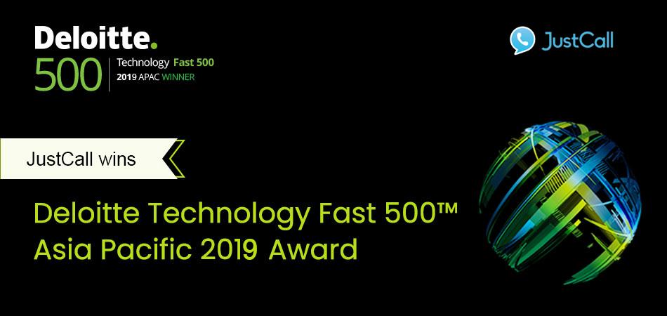 Deloitte Technology Fast 500 2019
