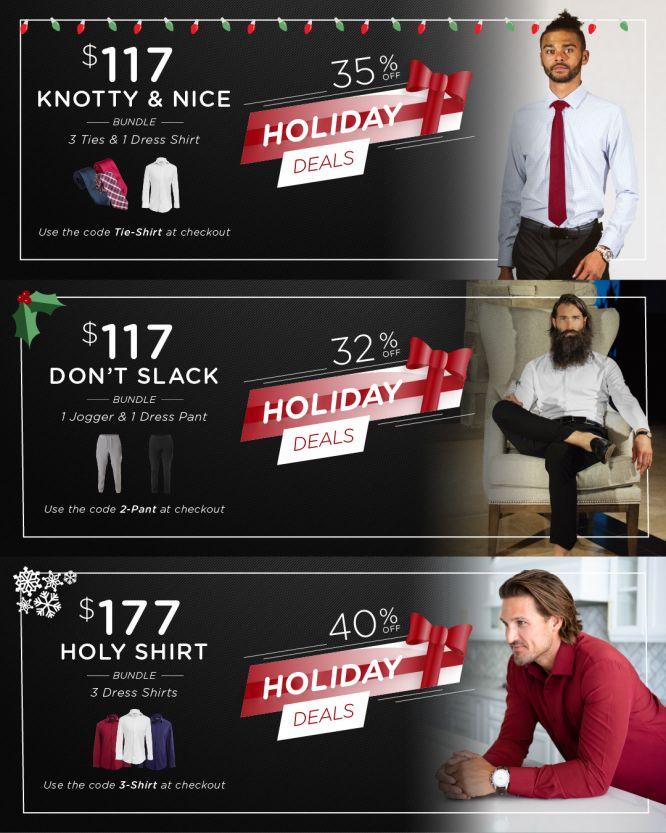TRUWEAR Holiday Bundles