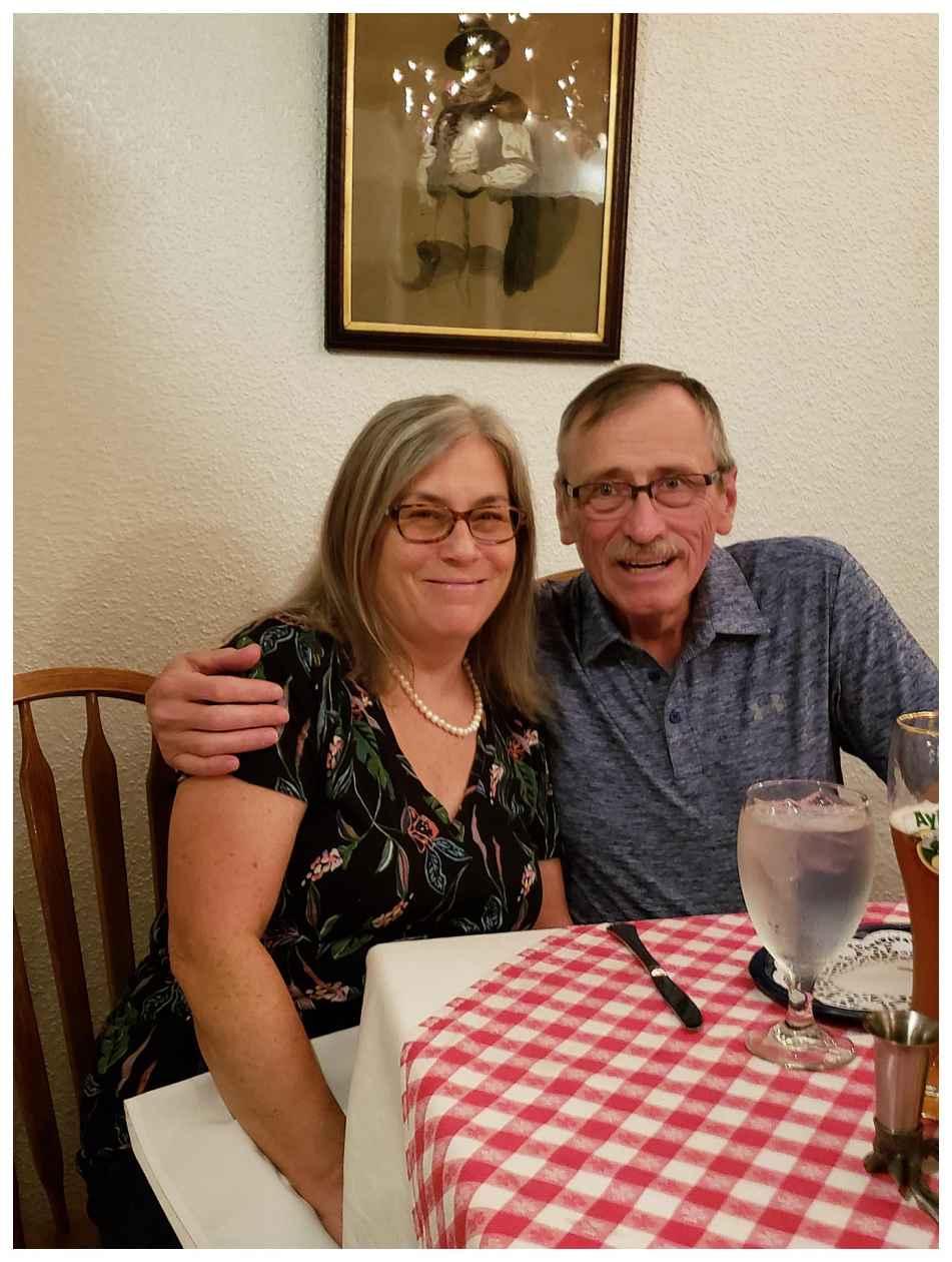 Mary Jo and Bill Carrico