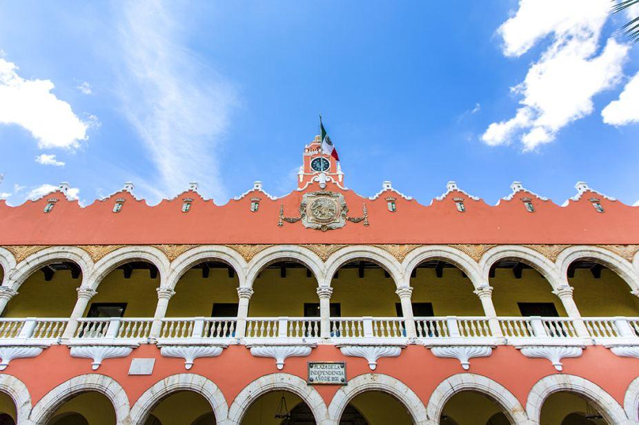 Merida Municipal Palace