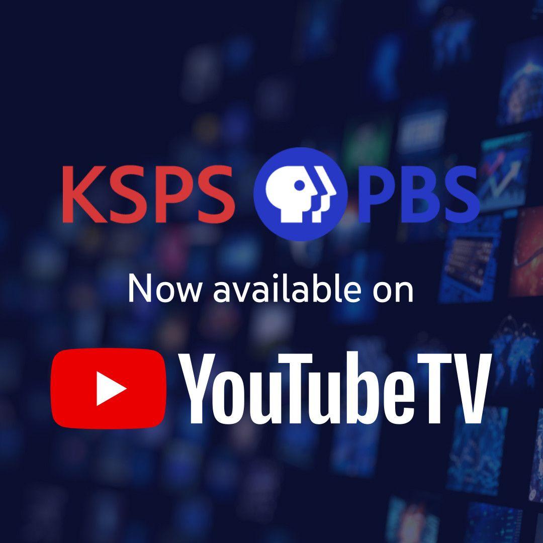 KSPS PBS on YouTubeTV