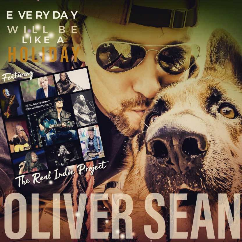 Everyday will be like a holiday - Oliver Sean feat. Real Indie Project