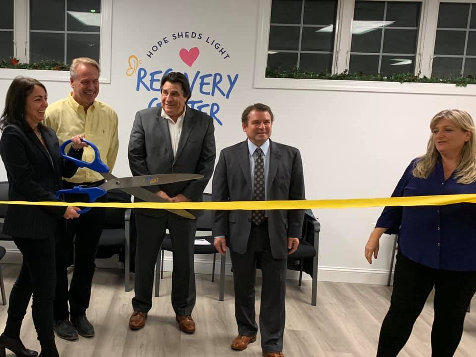HOPE Sheds Light recently opened its new Recovery Center in Toms River.