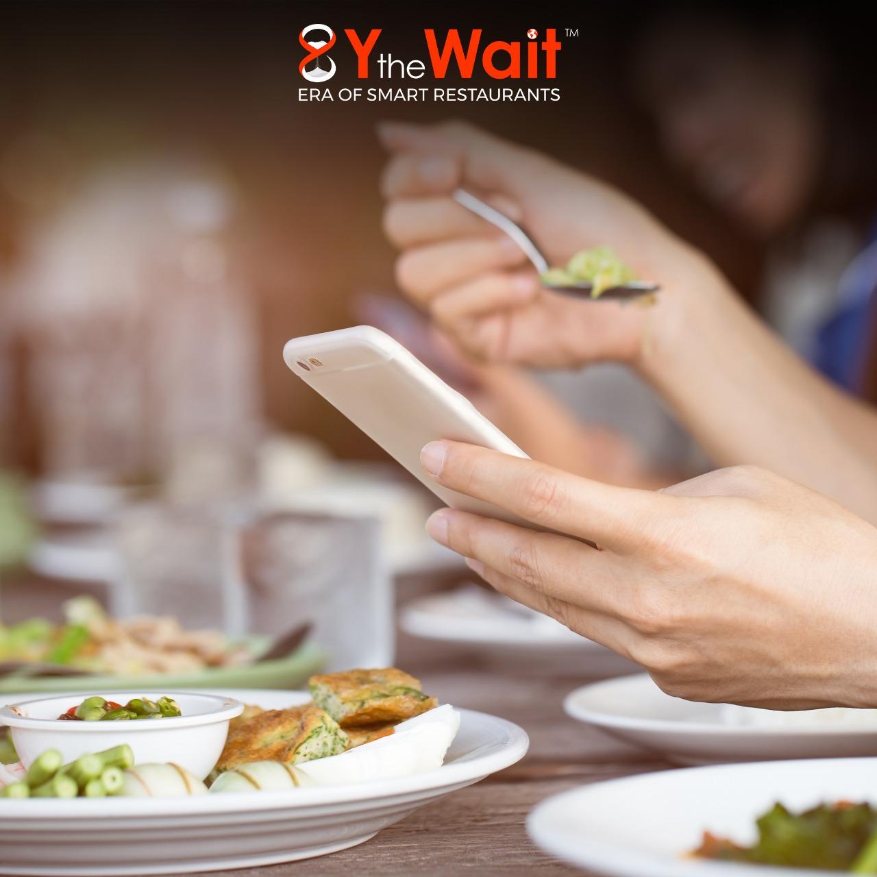 Y the Wait - Digital Waiter App - Digital Menu Order