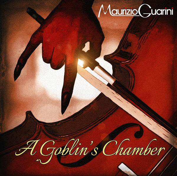 A Goblin's Chamber LP Cover
