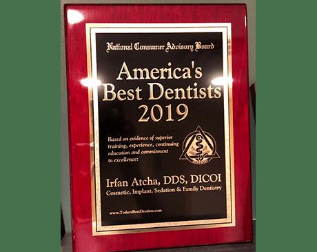 AMERICA'S BEST DENTISTS 2019