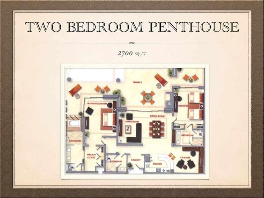 2-BRM-Penthouse-floor-plan