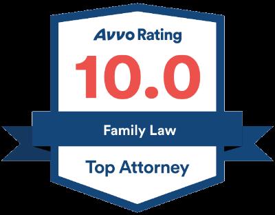 Avvo Rating Family Law