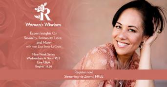9 Women's Wisdom Webinar starts January 8th, 2020