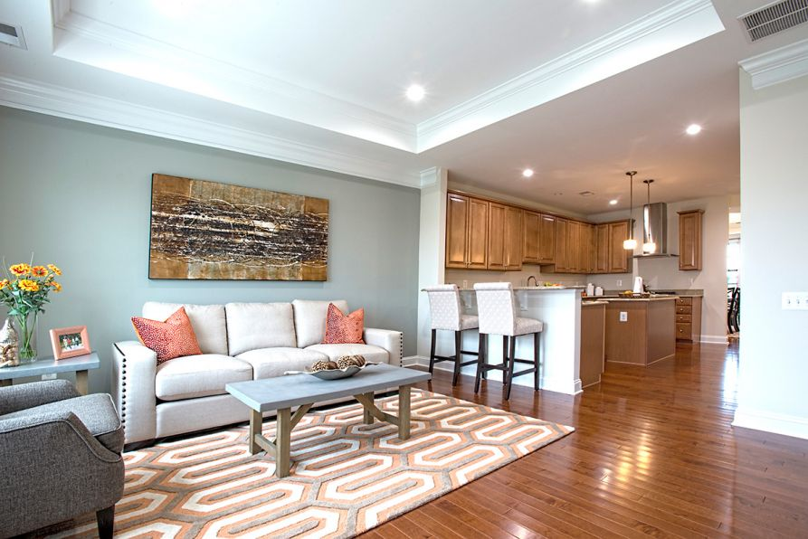 Only eight fully upgraded homes remain at The Gables at Monroe.