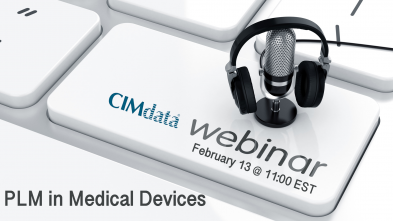 CIMdata webinar for February: PLM in Medical Devices