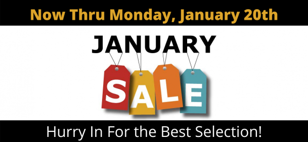 Hurry in For the Tile Outlets January Sale Event