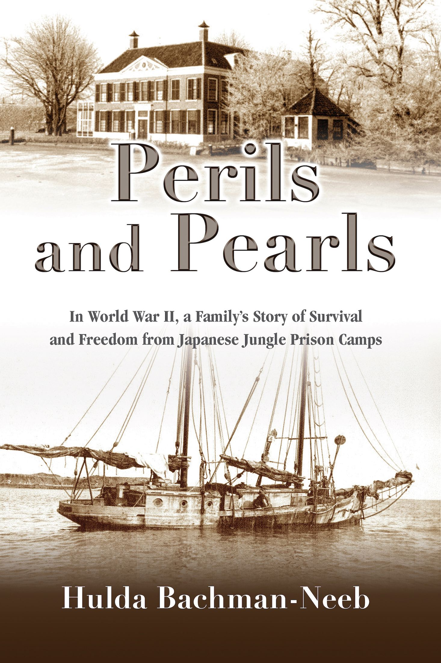 Cover - Perils and Pearls