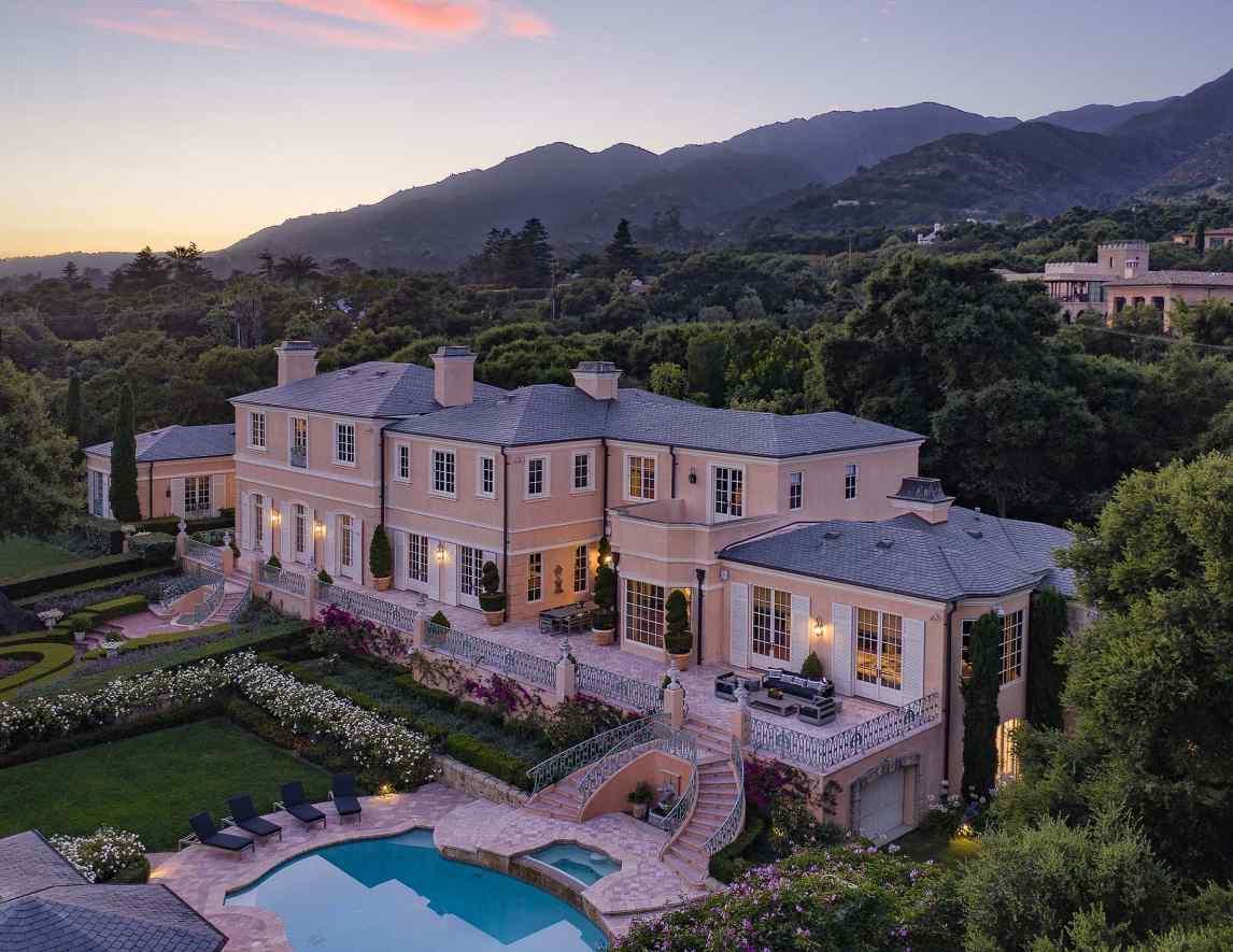 818 Hot Springs Road   Santa Barbara, CA