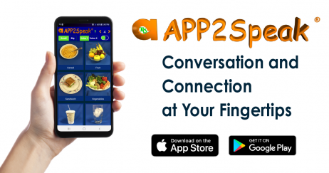 APP2Speak® now available for iOS/Android Smartphones
