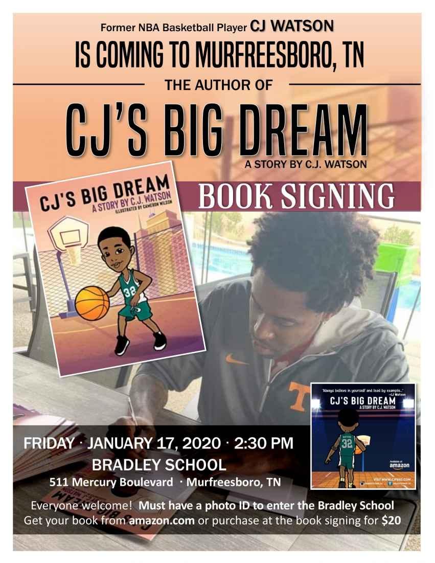 CJ's Big Dream Murfreesboro