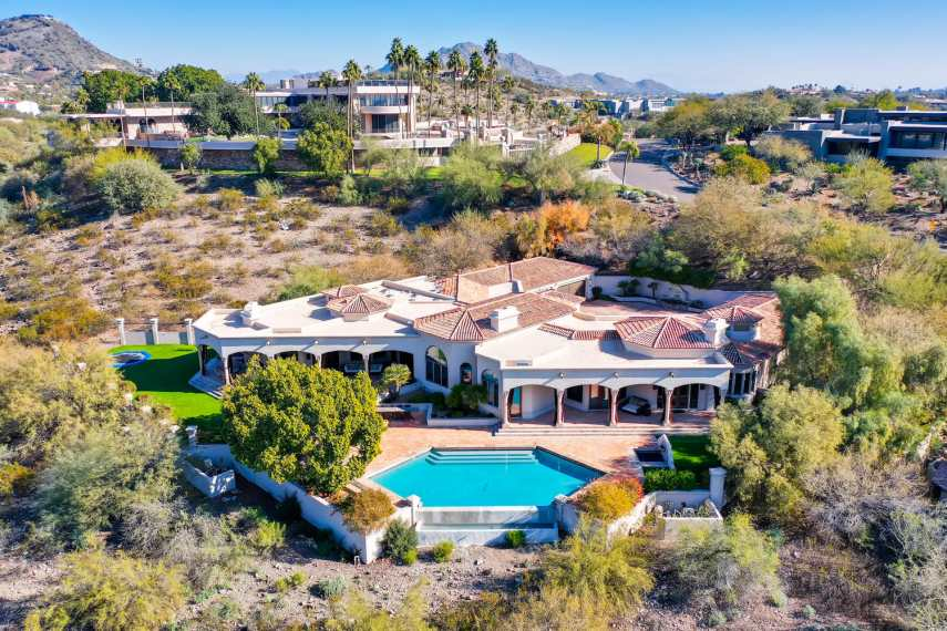 6060 N Paradise View Drive | Paradise Valley, AZ