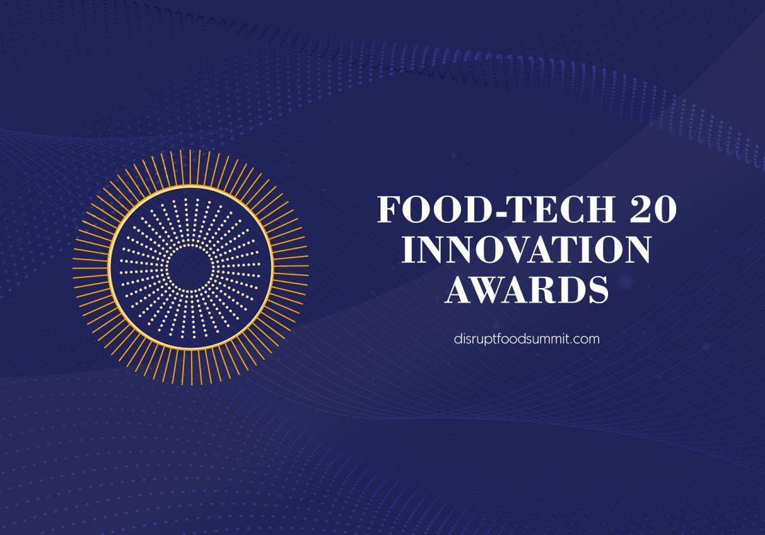 Food-Tech 20 Innovation Awards