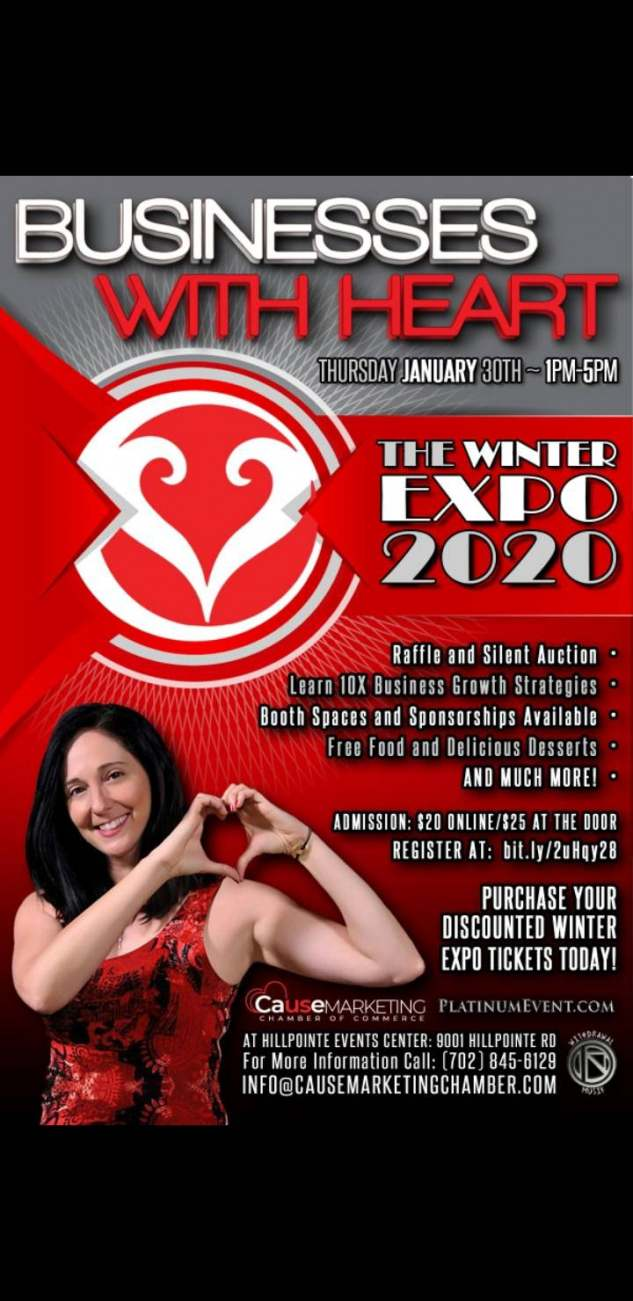 Businesses With Heart Winter Expo 2020